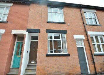 Thumbnail 2 bed terraced house for sale in Lytham Road, Leicester