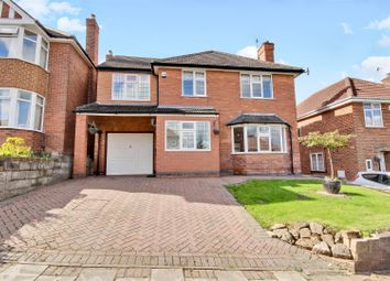 Thumbnail 4 bed detached house for sale in Barden Road, Woodthorpe, Nottingham