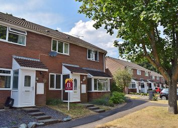 Thumbnail 2 bed terraced house to rent in Abraham Close, Botley, Southampton
