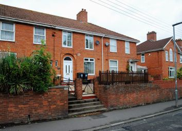 Thumbnail 3 bed terraced house for sale in Rhode Lane, Bridgwater