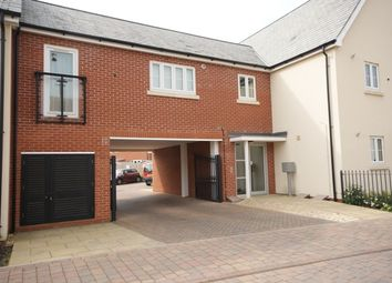 Thumbnail 1 bed flat to rent in Saturn Way, Biggleswade