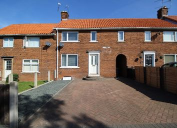 Thumbnail 2 bed semi-detached house for sale in Burns Road, Dinnington, Sheffield