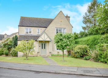 Thumbnail 4 bed detached house for sale in Windmill Heights, North Leigh, Witney