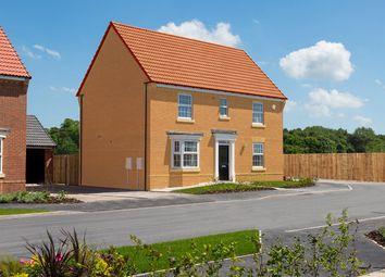 "Thumbnail 4 bed detached house for sale in ""Layton"" at Boroughbridge Road, Knaresborough"