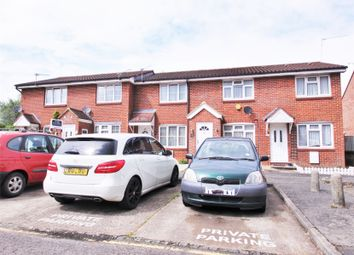 Thumbnail 1 bed terraced house to rent in Bosanquet Close, Uxbridge, Greater London