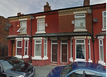 Thumbnail 2 bedroom terraced house to rent in Letchworth Street, Rusholme, Manchester