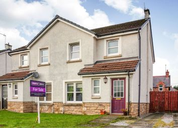 3 bed semi-detached house for sale in Connolly Court, Dumfries DG2