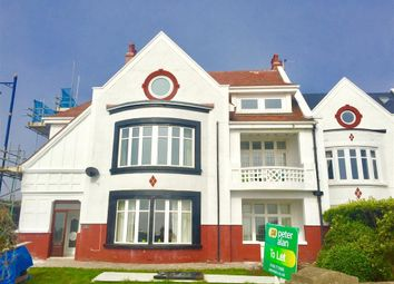 Thumbnail 4 bed flat to rent in Esplanade, Porthcawl