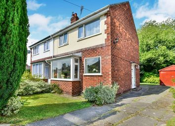 Thumbnail 3 bed semi-detached house for sale in Wingfield Avenue, Wilmslow
