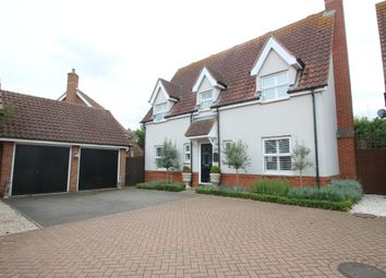 Thumbnail 4 bed detached house for sale in Pemberton Field, Rochford