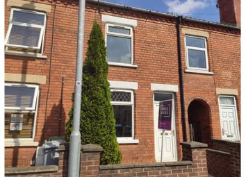 Thumbnail 3 bed terraced house for sale in Bowbridge Road, Newark