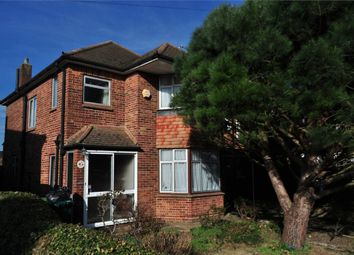 Thumbnail 3 bed detached house for sale in Meadway Close, Staines Upon Thames, Surrey