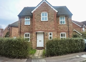 Thumbnail 3 bedroom detached house to rent in College Fields, Woodhead Drive, Cambridge