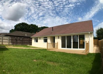 Thumbnail 3 bed detached bungalow for sale in Mount Hill, Liverton, Newton Abbot