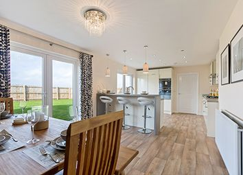 "Thumbnail 5 bed detached house for sale in ""Southbrook II"" at Hunter Street, Auchterarder"