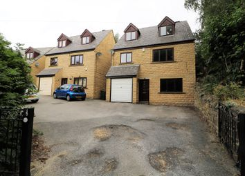 Thumbnail 4 bed detached house for sale in Tanhouse View, Tanhouse Hill, Hipperholme, Halifax