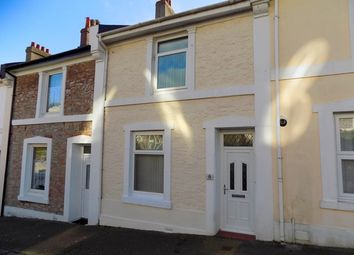 Thumbnail 2 bed terraced house for sale in Highbury Road, Torquay