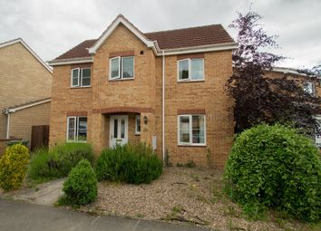 Thumbnail 3 bed detached house for sale in Berkeley Road, Mansfield