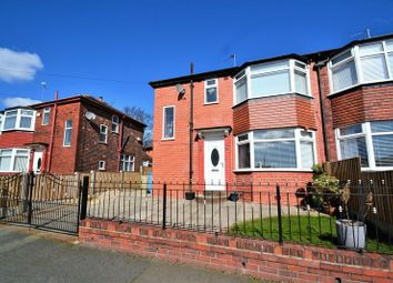 Thumbnail 3 bed semi-detached house for sale in Rothesay Road, Swinton, Manchester