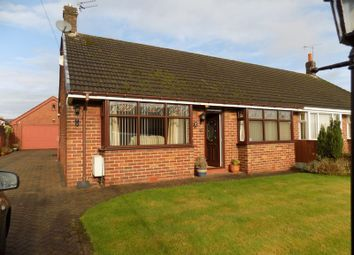 Thumbnail 2 bedroom bungalow to rent in Newton Close, Freckleton
