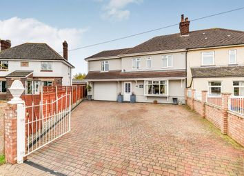 Thumbnail 6 bed semi-detached house for sale in Willington Road, Cople, Bedford