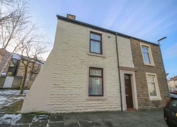 Thumbnail 1 bed terraced house for sale in Victor Street, Clayton Le Moors, Accrington