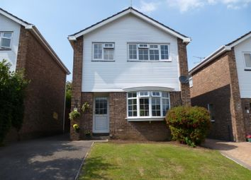 Thumbnail 3 bed detached house to rent in Turnpike Close, Chepstow