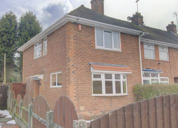 Thumbnail 3 bed detached house for sale in Burnel Road, Birmingham