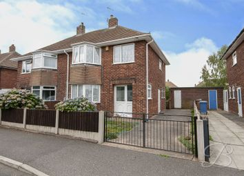 Thumbnail 3 bed semi-detached house for sale in Mansfield Road, Warsop, Mansfield