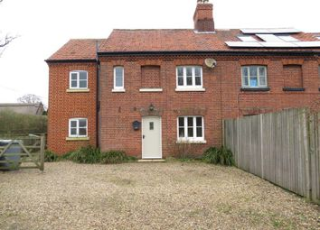 Thumbnail 4 bed property to rent in Reepham Road, Alderford, Norwich