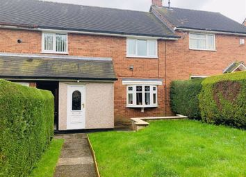 Thumbnail 3 bed terraced house for sale in Penrhos, Gwersyllt, Wrexham