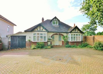 Thumbnail 3 bed detached bungalow for sale in Vicarage Road, Sunbury-On-Thames, Surrey