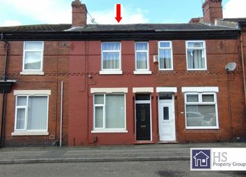 Thumbnail 2 bed terraced house for sale in Stanhope Street, Reddish, Stockport
