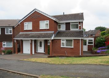 Thumbnail 5 bed detached house for sale in The Dingle, Cheswick Green, Solihull