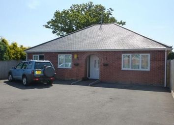 Thumbnail 3 bed bungalow to rent in Harehedge Lane, Horninglow, Burton-On-Trent