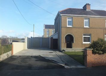 Thumbnail 2 bed semi-detached house for sale in Penygarn Road, Tycroes, Ammanford