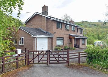 Thumbnail 5 bed detached house for sale in Dolau, Llandrindod Wells