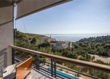 Thumbnail 5 bed property for sale in Luxury Sea View Villa, Krvavica, Croatia