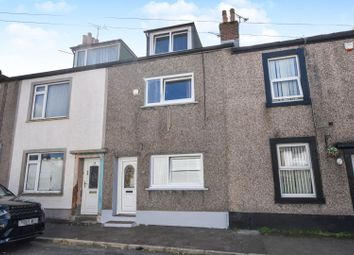 Thumbnail 3 bedroom terraced house for sale in Grasslot, Maryport
