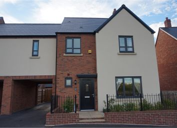 Thumbnail 4 bed link-detached house for sale in Candlin Way, Lawley Village, Telford