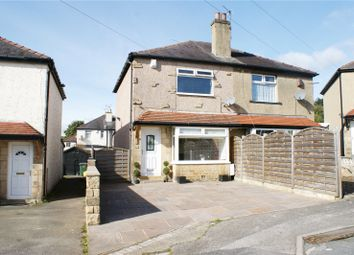 Thumbnail 2 bed semi-detached house for sale in Grange Grove, Riddlesden, Keighley, West Yorkshire