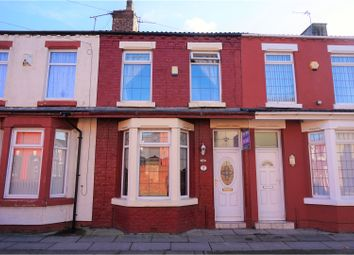 Thumbnail 2 bed terraced house for sale in Astor Street, Liverpool