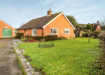 Thumbnail 3 bed detached bungalow for sale in St Andrews Close, Timsbury, Romsey