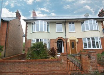 Thumbnail 3 bed semi-detached house to rent in Norman Crescent, Ipswich