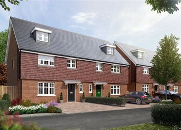 Thumbnail 4 bed semi-detached house for sale in Rocks Hollow, Southborough, Tunbridge Wells, Kent