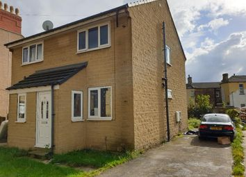 Thumbnail 2 bed semi-detached house for sale in Clarkson Street, Dewsbury