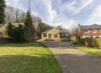Thumbnail 3 bed detached bungalow for sale in Ashover Road, Old Tupton, Chesterfield