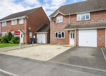 Thumbnail 4 bed semi-detached house for sale in Willow Drive, Durrington, Salisbury