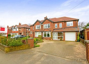 Thumbnail 4 bedroom semi-detached house for sale in Dean Lane, Hazel Grove, Stockport, Cheshire