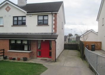 Thumbnail 3 bed semi-detached house for sale in 26 Blaeberry Walk, Castleblayney, Monaghan